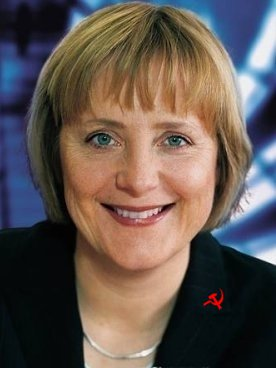 Angela Merkel - stalinist by heart!