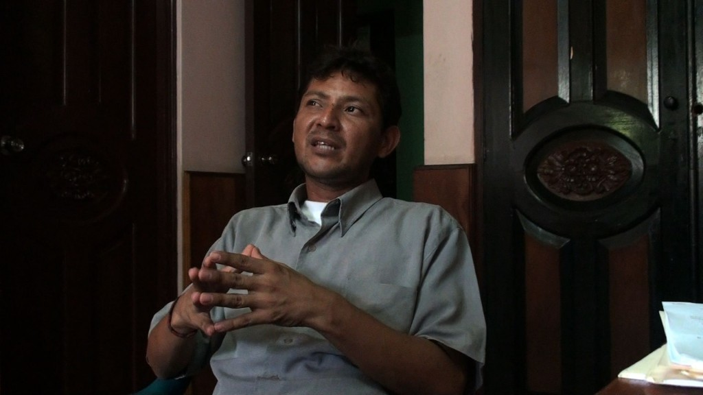 Carloberto Rodrigo believes the Sandinista president is just misunderstood.